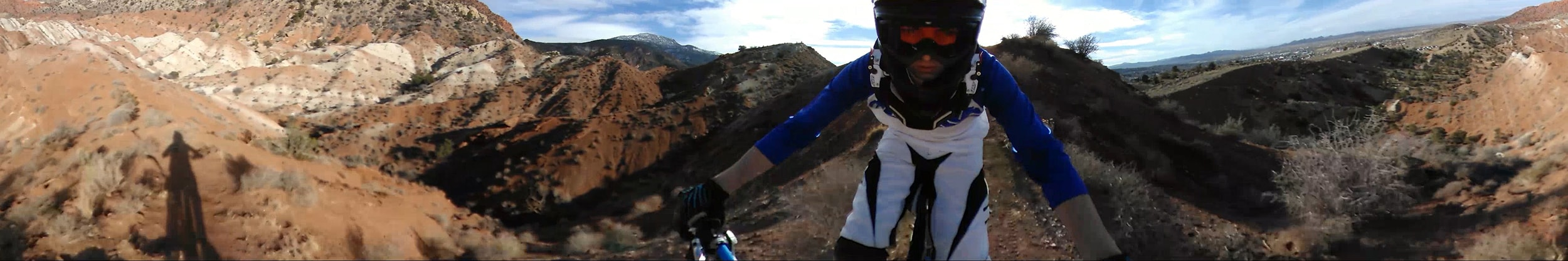 V.360 MOUNTAIN BIKE PANO