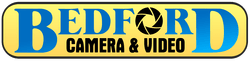BEDFORD CAMERA AND VIDEO LOGO