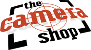 THE CAMERA SHOP LOGO