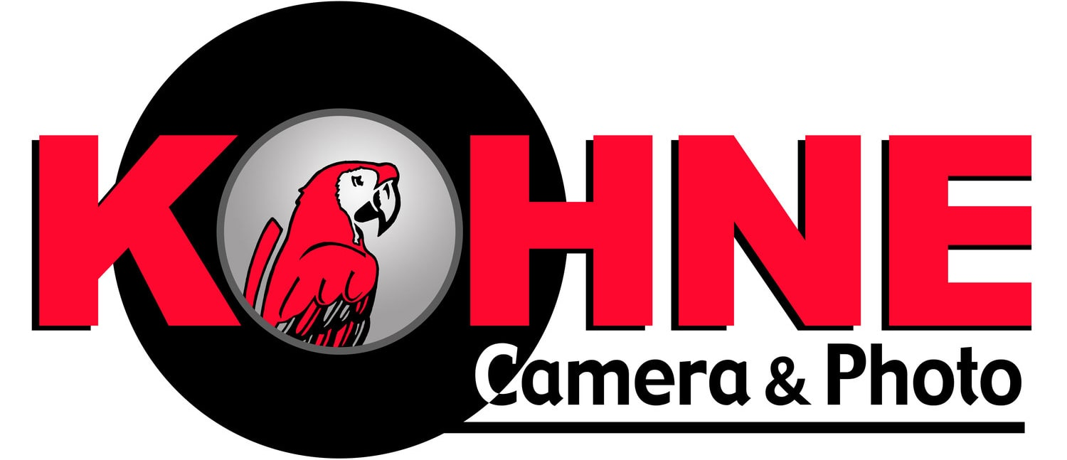 KOHNE CAMERA AND PHOTO LOGO
