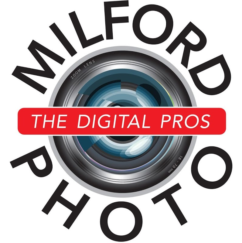 MILFORD PHOTO LOGO