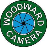 WOODWARD CAMERA LOGO