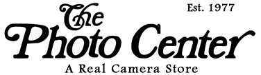 THE PHOTO CENTER LOGO
